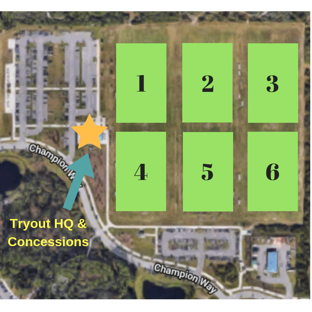 Max Rodes Park Tryout Schedule